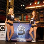 MMA1 ring girls front